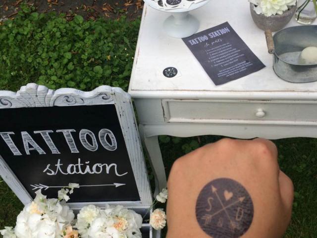 Tattoo Corner